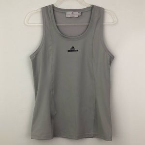 Stella McCartney Adidas Mesh Performance Tank Top